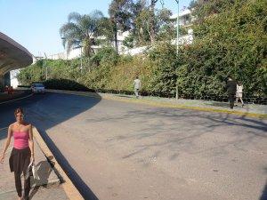 Construcción de banquetas_Circuito Gonzalo Aguirre Beltrán