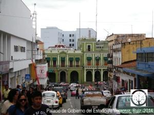 Palacio de Gobierno del Estado de Veracruz Ruiz, 2014