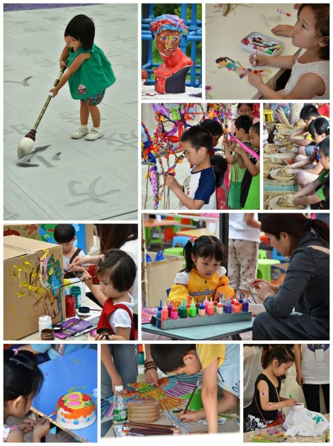 798 ICAF Beijing Workshop Montage